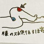股関節痛の改善方法(屈曲時痛)